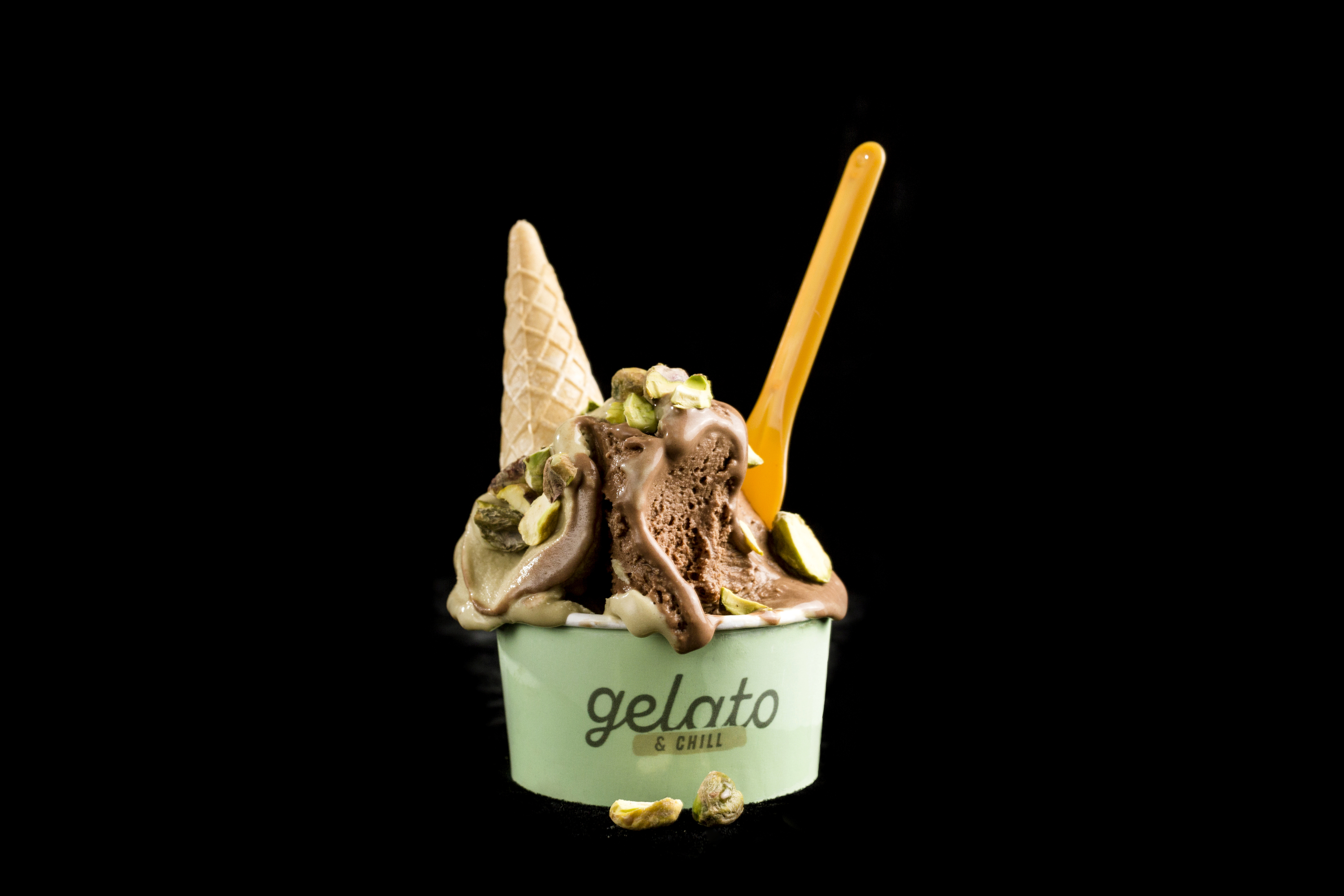 Gelato & Chill, Time Out Market Boston
