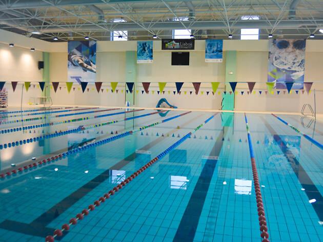 piscinas municipais em Lisboa