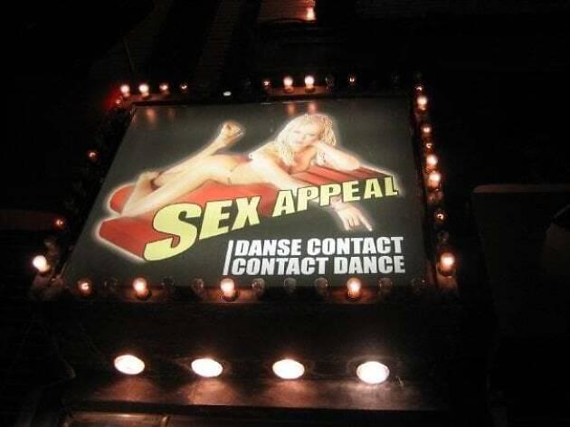 Cabaret Sex Appeal