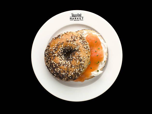 Mamaleh's bagel