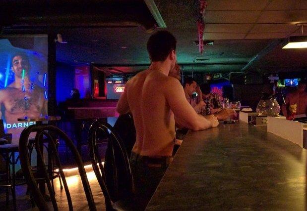 Campus Strip Bar