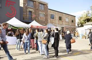 Precinct 75 Design Fair (Photograph: Supplied)