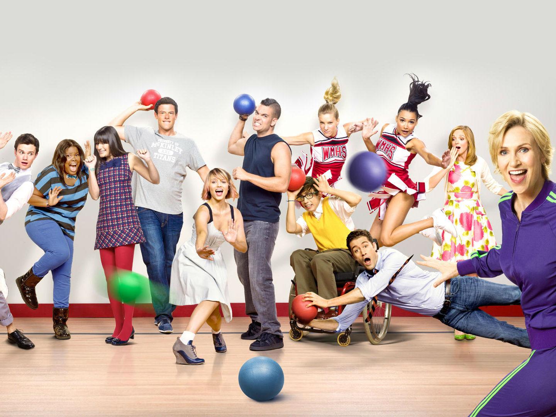 Glee llega a Netflix
