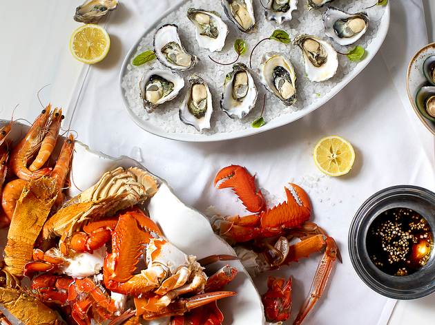 Indulge in InterContinental Sydney's new seafood buffet