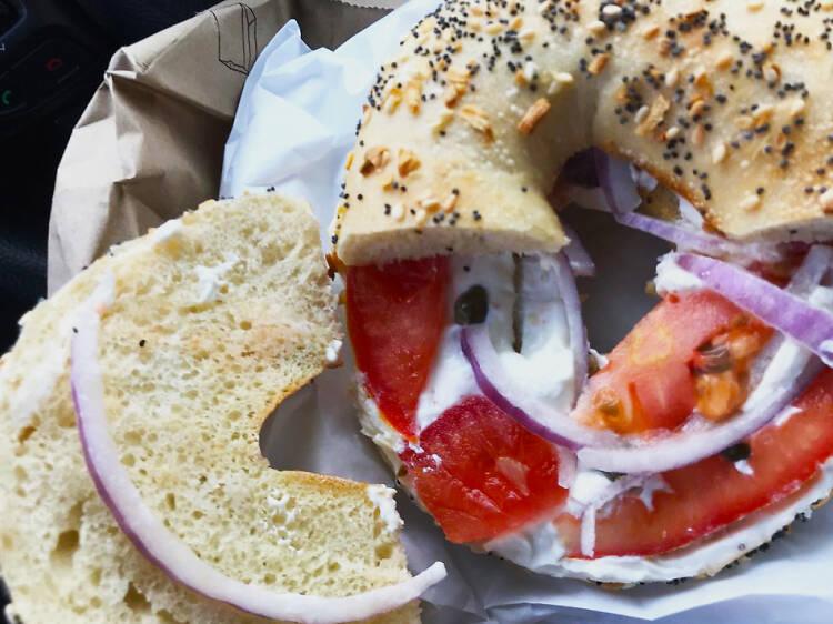 New York Bagels LA