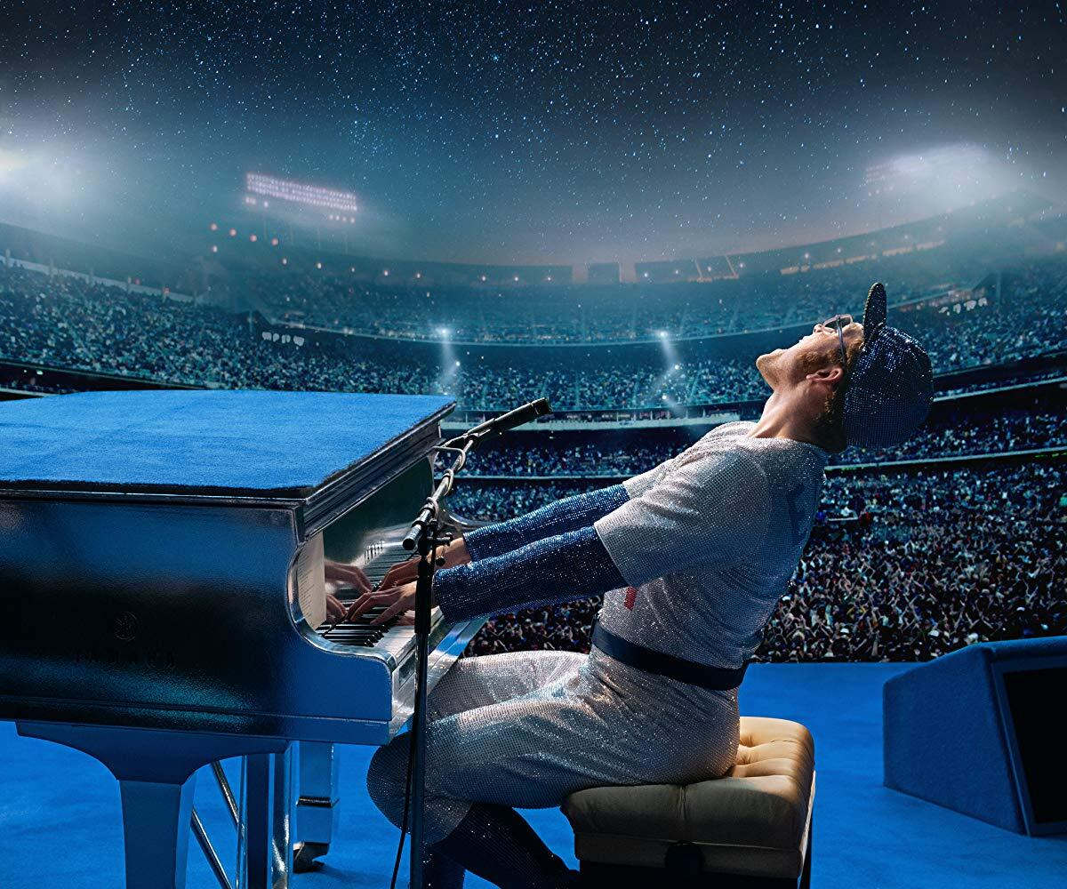 """Nothing was off-limits"" in making Elton John biopic Rocketman"