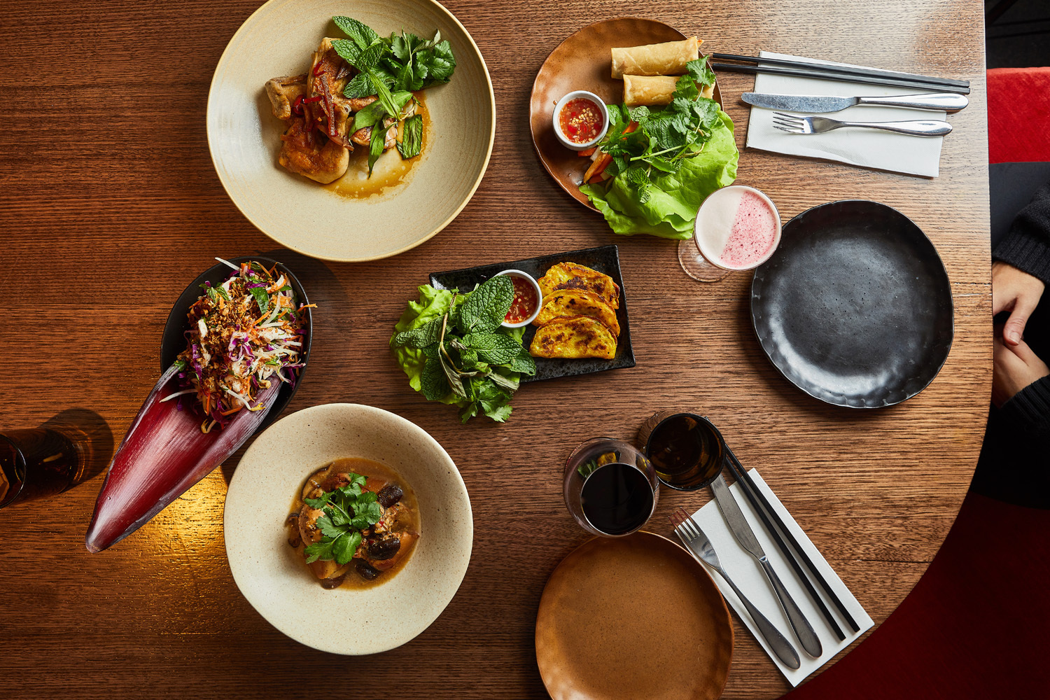 The George on Collins is launching two tasting menus from ex-MasterChef Khanh Ong