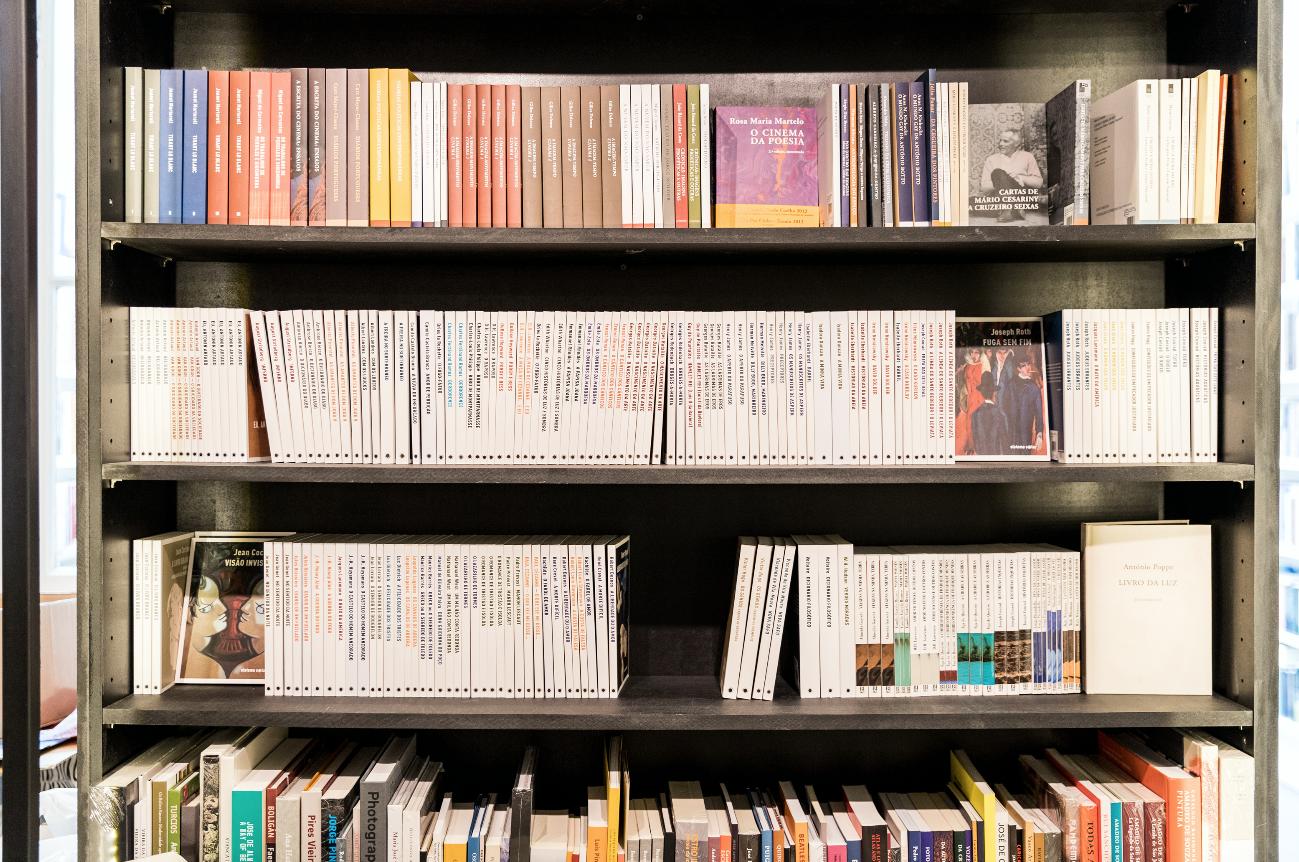 As melhores livrarias em Lisboa