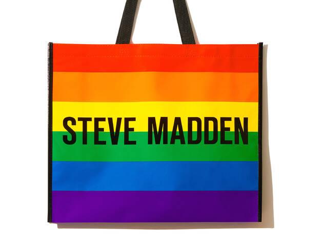 ecccc211df7 Steve Madden Pride Kickoff Celebration   Shopping in New York