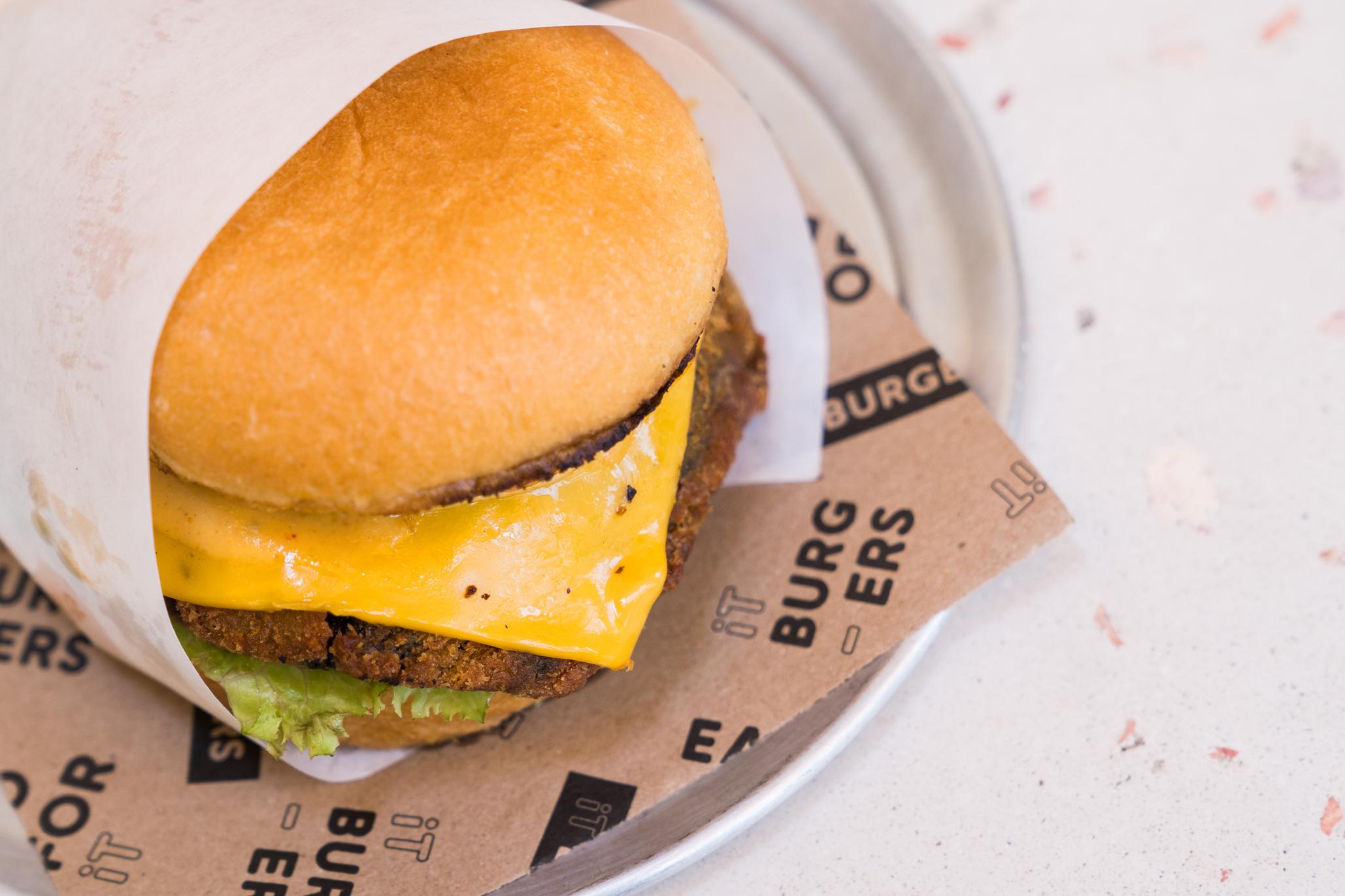 It Burgers, la nueva tienda de hamburguesas en la Roma