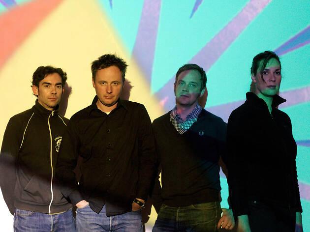 Stereolab por primera vez en la CDMX