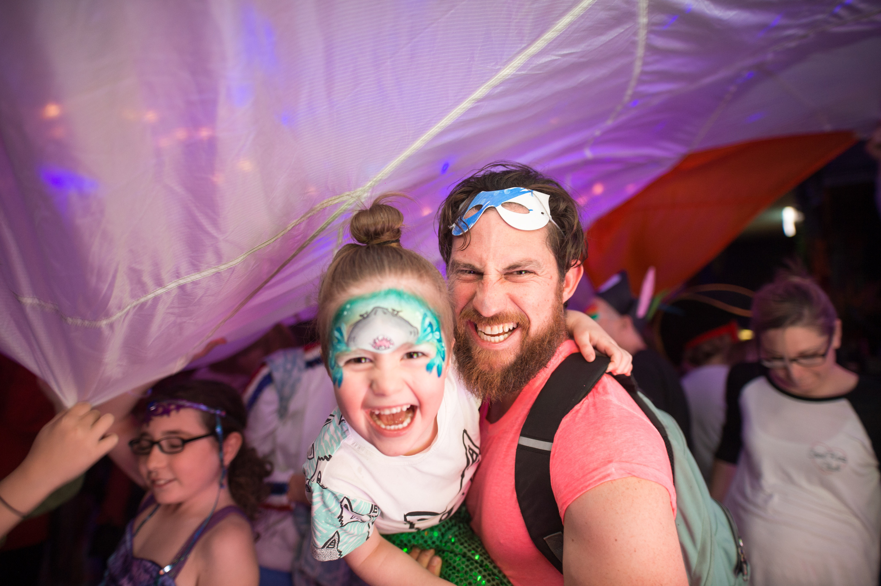 Enchanted Forest Family Rave