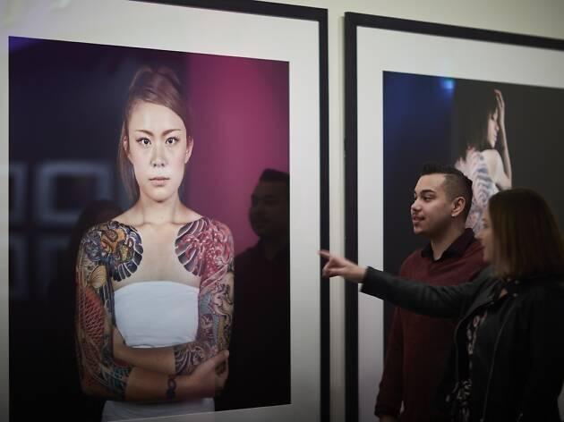 Rites of Passage exhibition