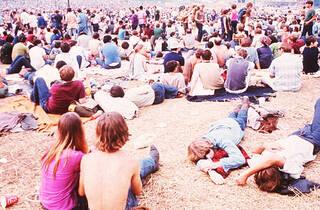Woodstock - 3 Dias de Paz, Música e Amor (1970)
