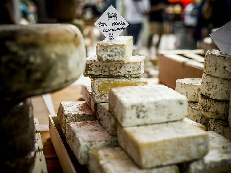 Els formatges artesans d'Eva Vila