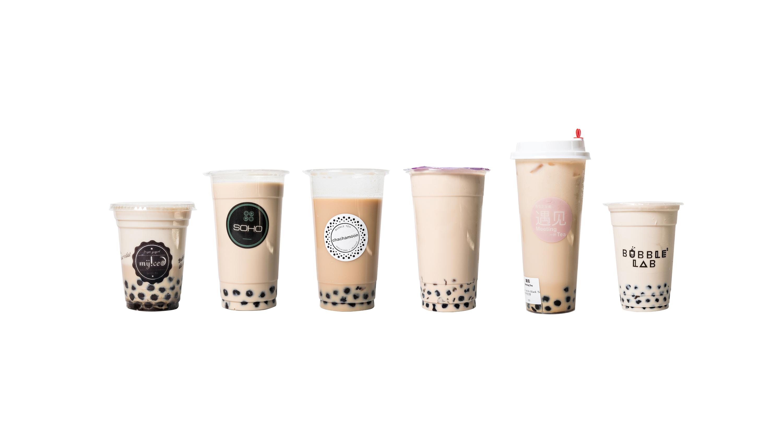 Os melhores sítios para beber chá de bolhas