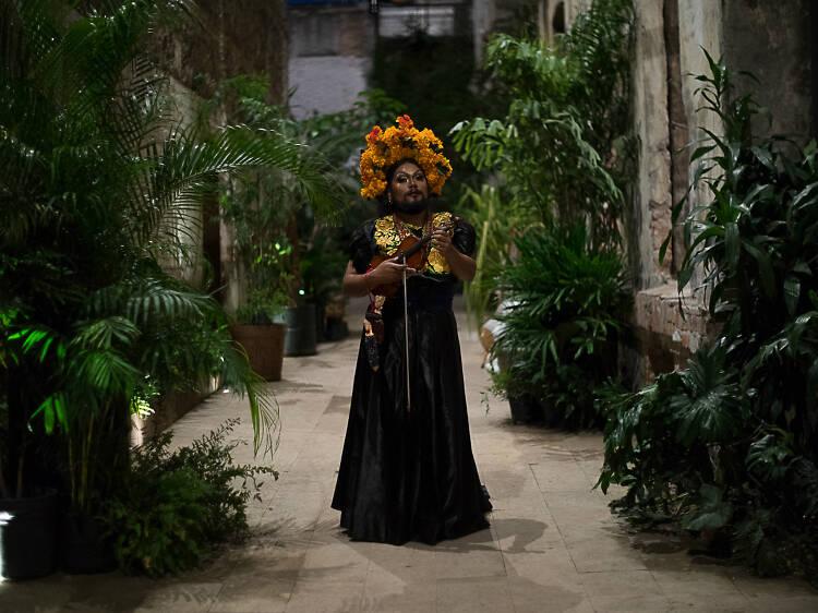 La bruja de Texcoco