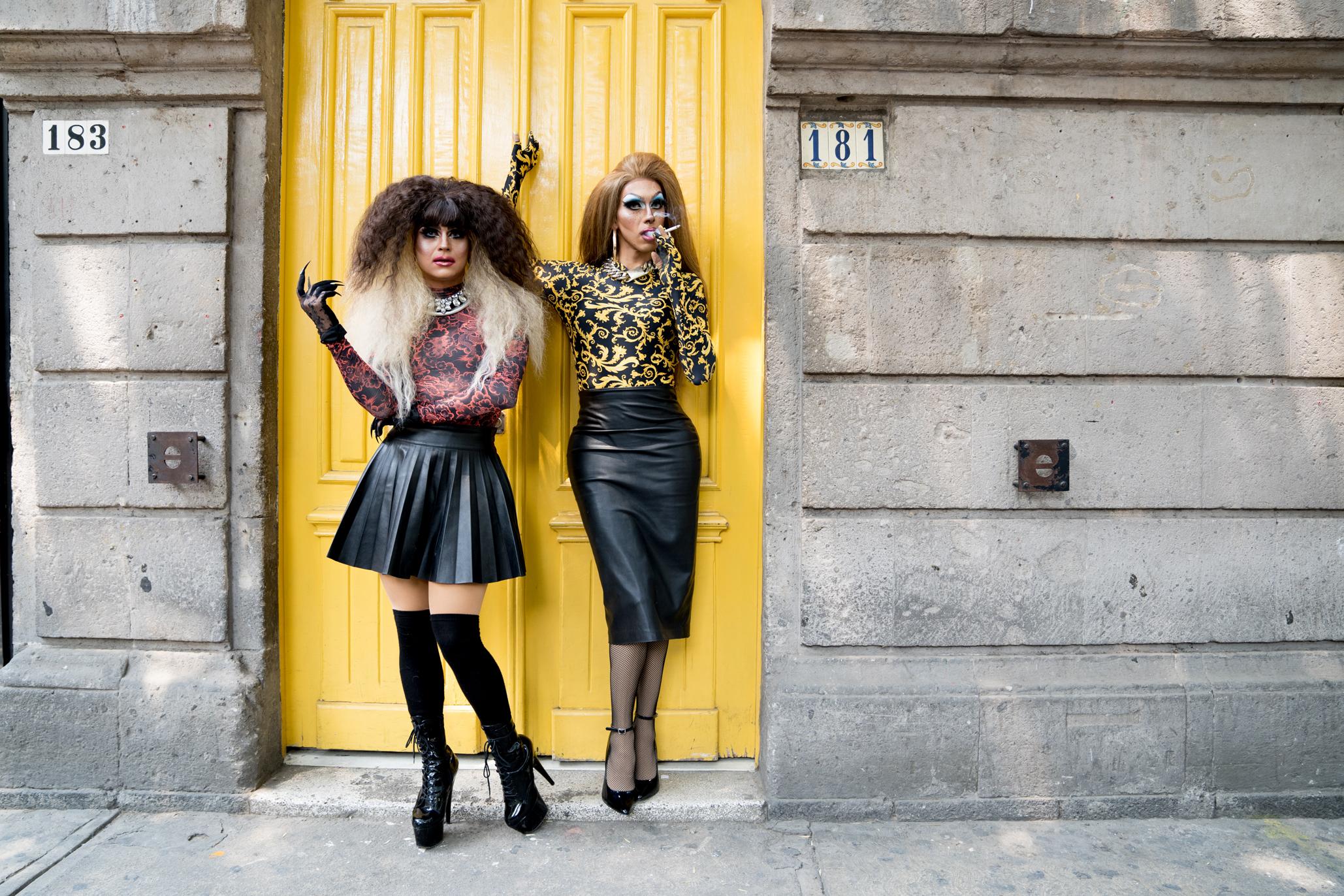 Eva Blunt y Amondi Blunt, en busca de nuevos horizontes drag