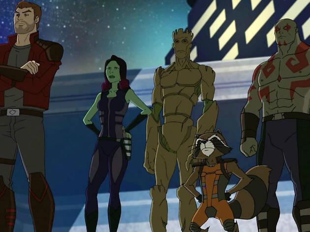 Guardianes de la galaxia: Temporada 3