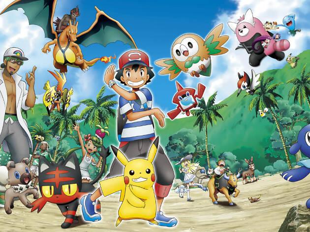 Pokémon: Sol y Luna: Utraaventuras: Temporada 2