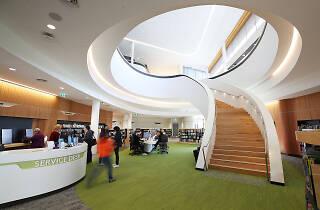 Bunjil Place Library Narre Warren