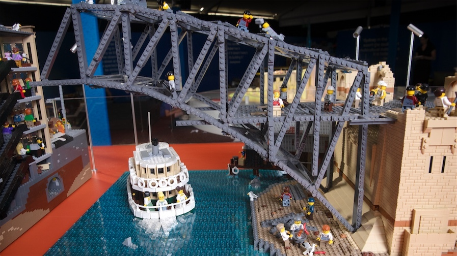 Brickman Cities Sydney Harbour Bridge