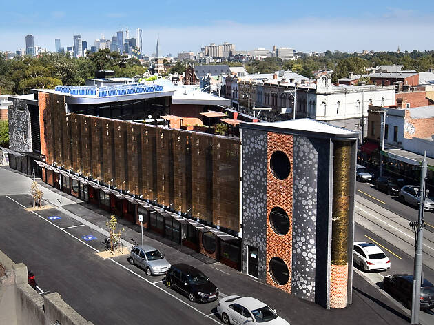 Bargoonga Nganjin North Fitzroy Library