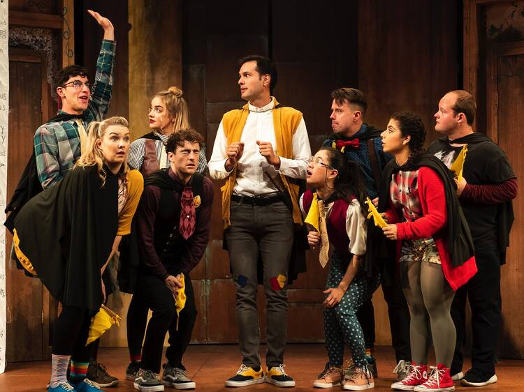 Theatre and musicals in Sydney this week