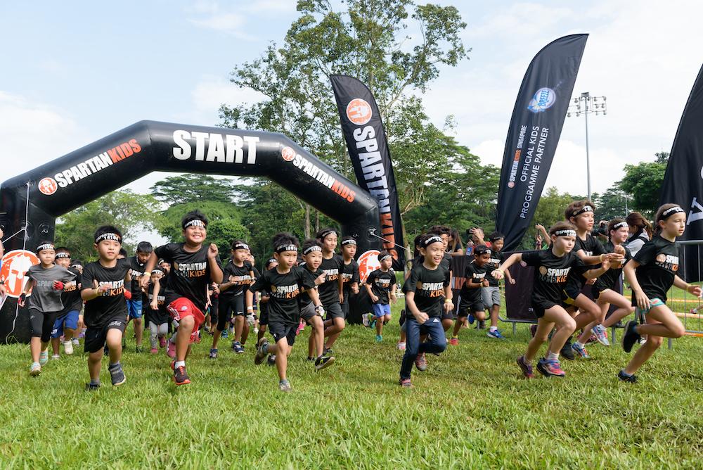 spartan kids race