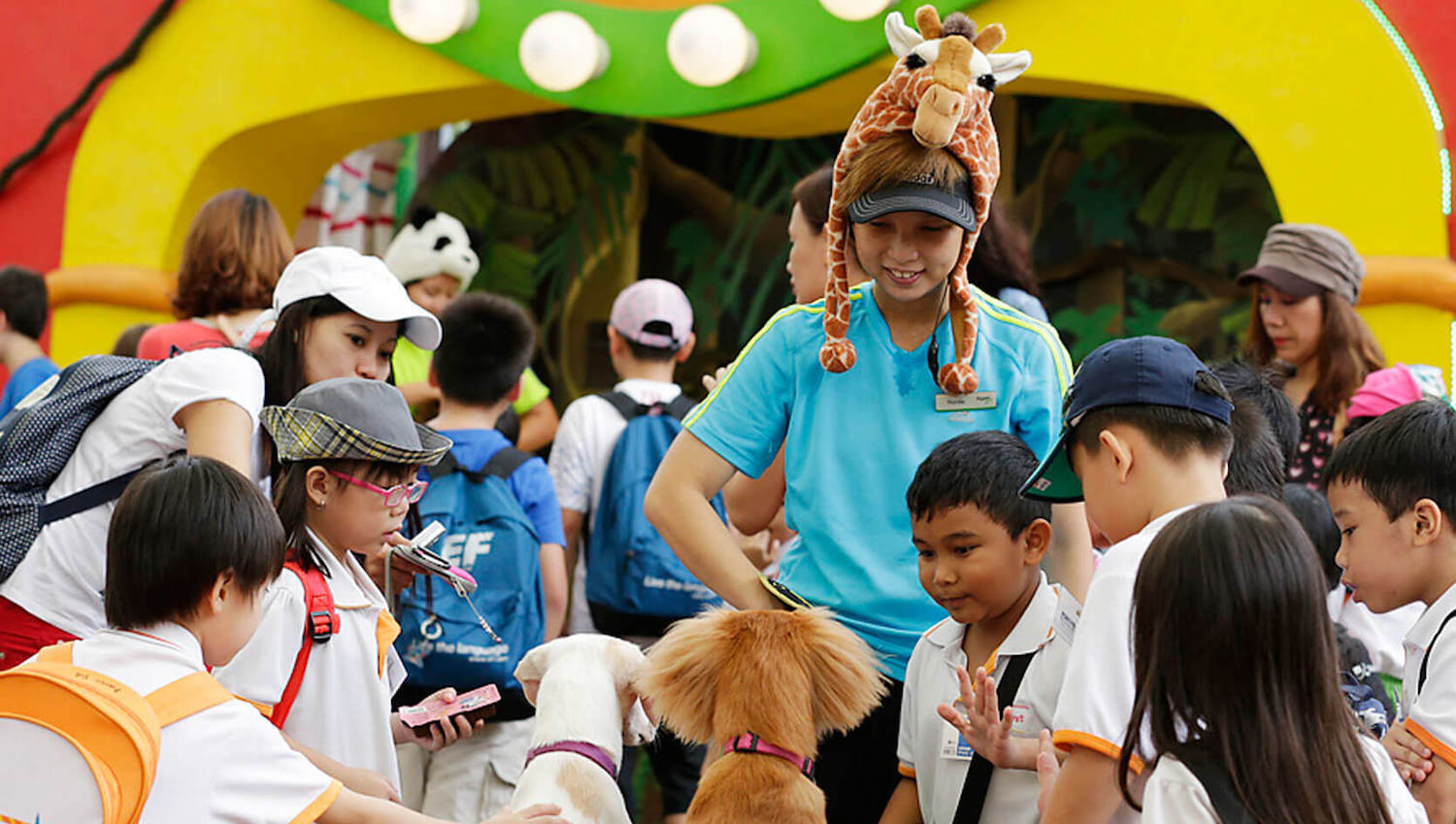 The best kid-friendly excursions in Singapore