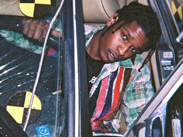 ASAP Rocky Testing Pop Up After Party presented by Nubian | Nightlife in  Tokyo