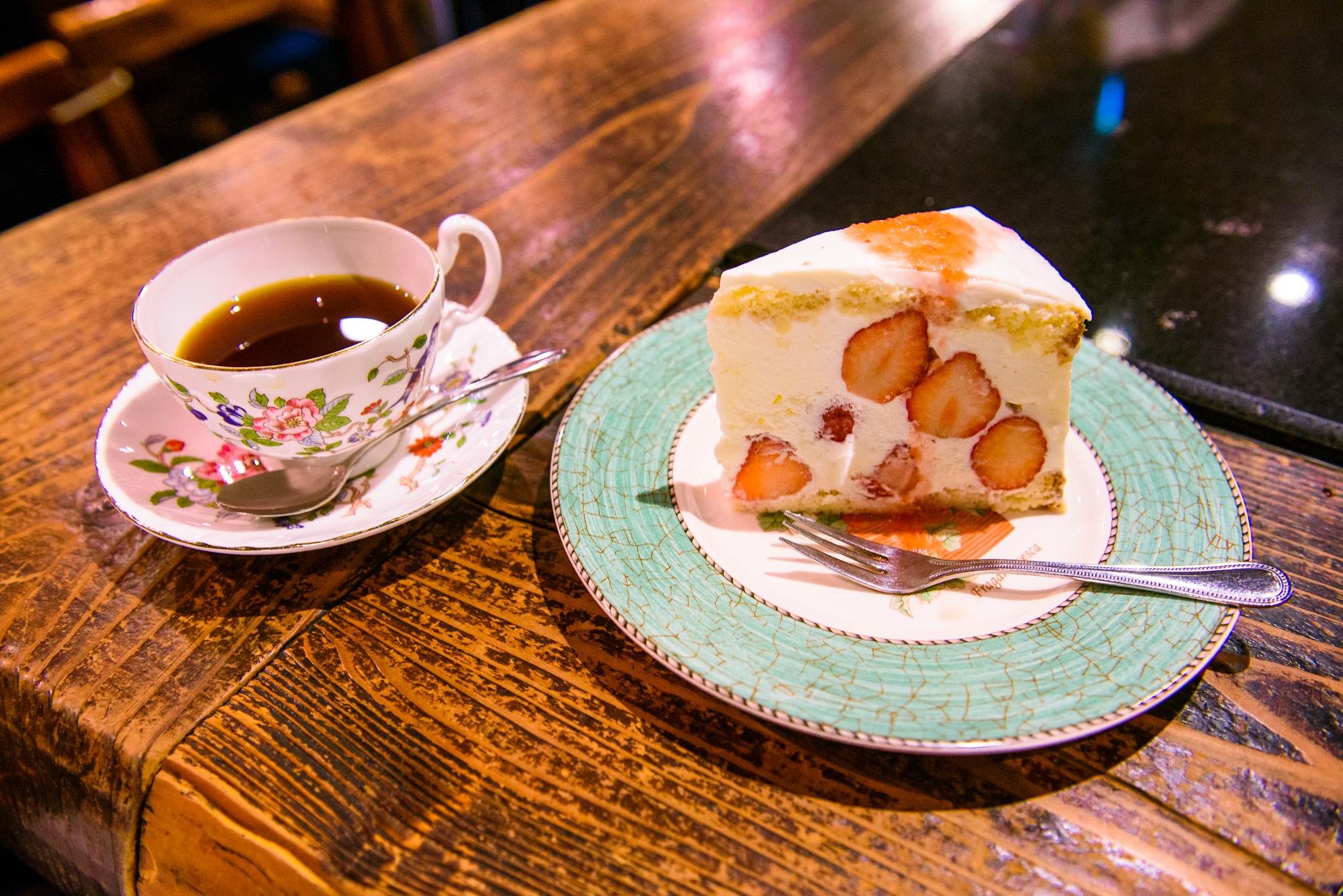 新宿、レトロな喫茶店7選