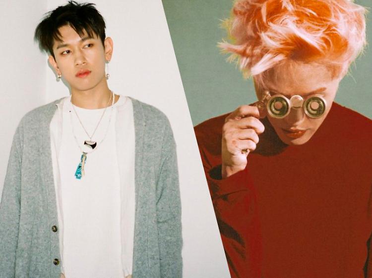 七個值得關注的韓國 R&B 男歌手