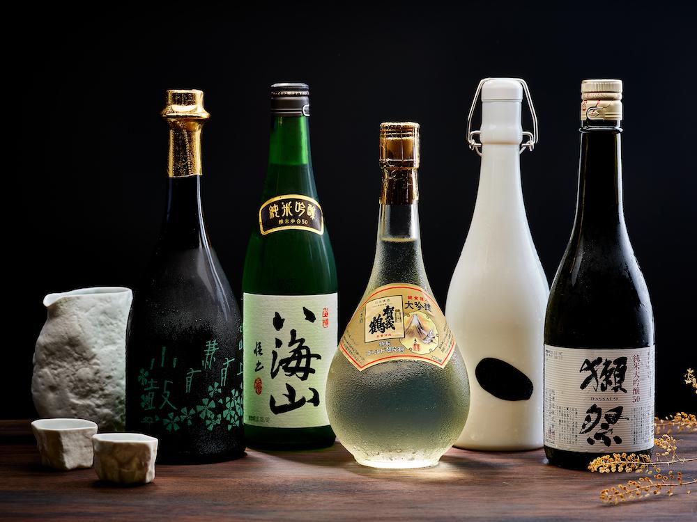 The best sake bars in Singapore