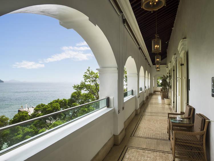 大澳文物酒店:百年建築