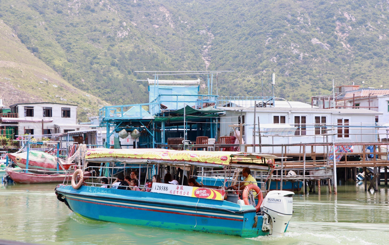 taio_boat trip