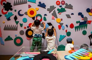 big hug, gallery children's biennale