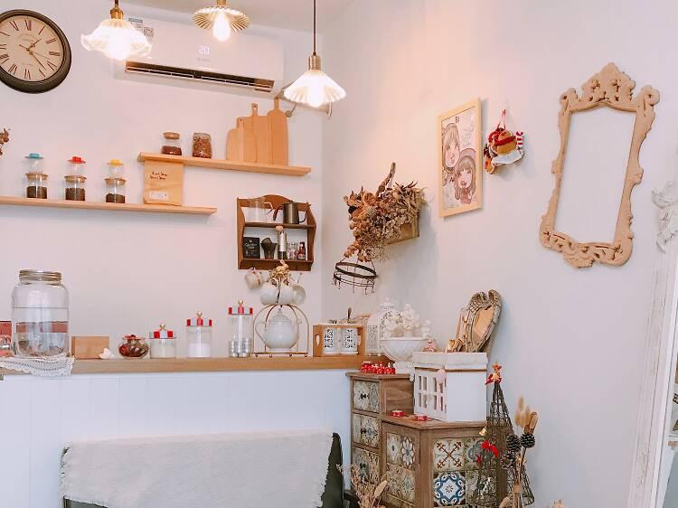 精緻私房甜品店:Dokidoki Studio