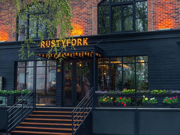 Rustyfork