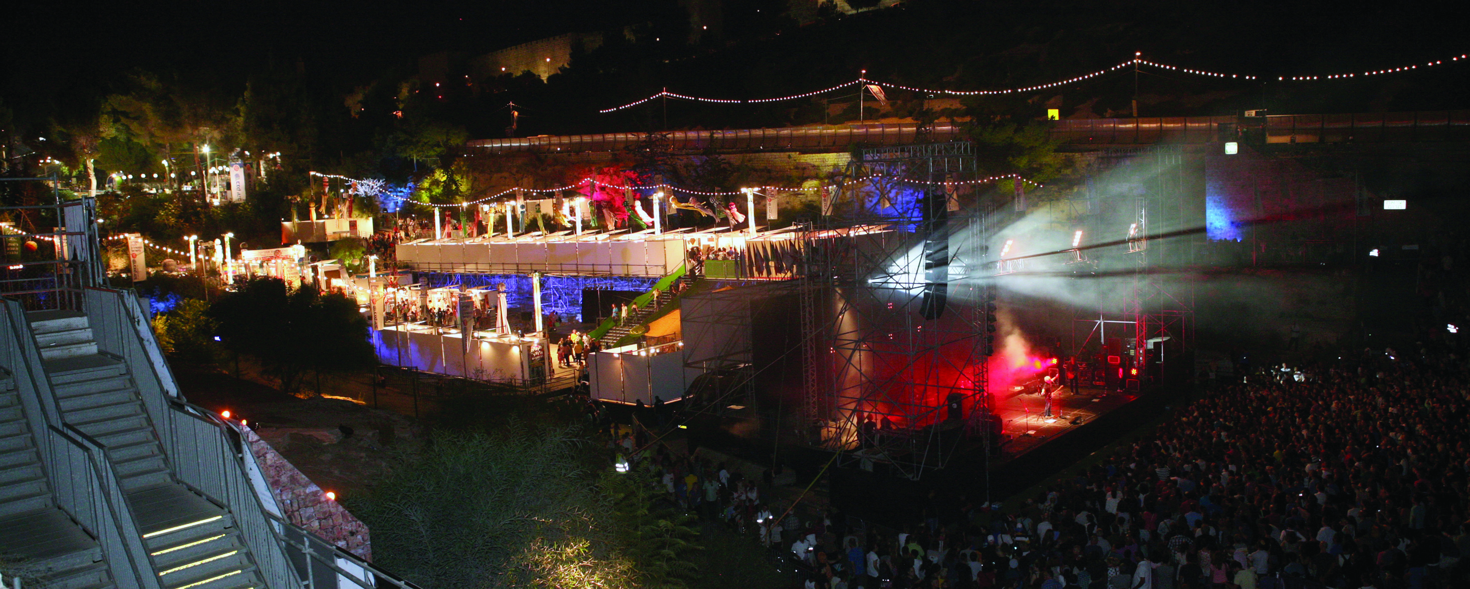 Hutzot Hayotzer Festival
