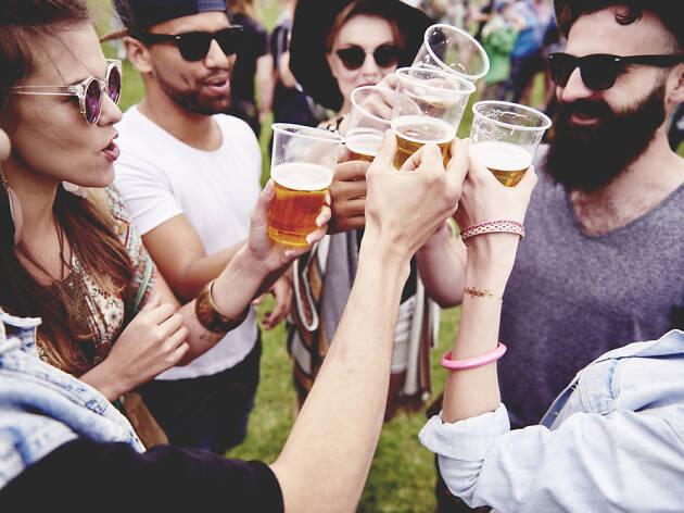 The Jerusalem Beer Festival
