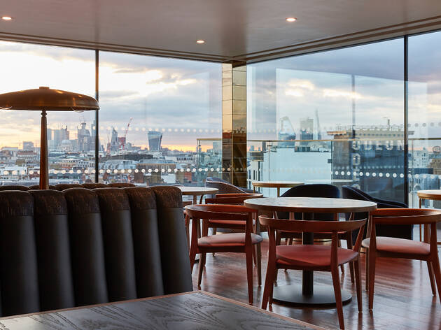 LSQ Rooftop   Restaurants in Leicester Square, London