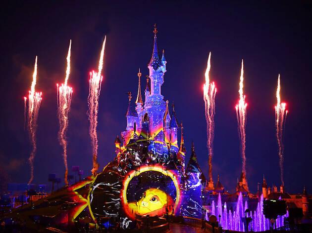 Disneyland Paris Illuminations