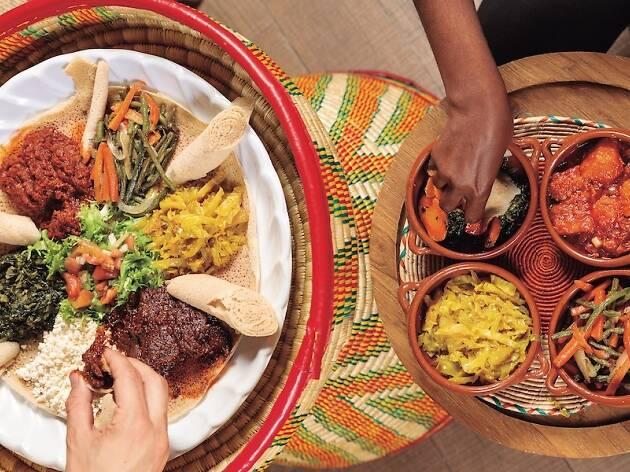 Taitu - Sabors d'Etiòpia