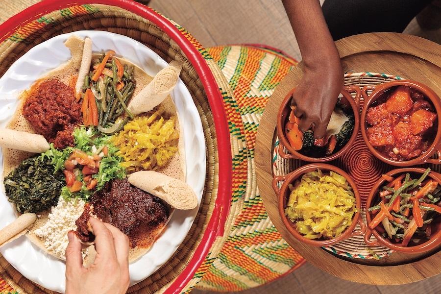 5 restaurants de cuina africana a Barcelona