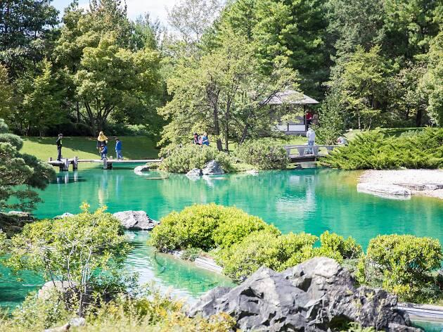 Montréal Botanical Gardens