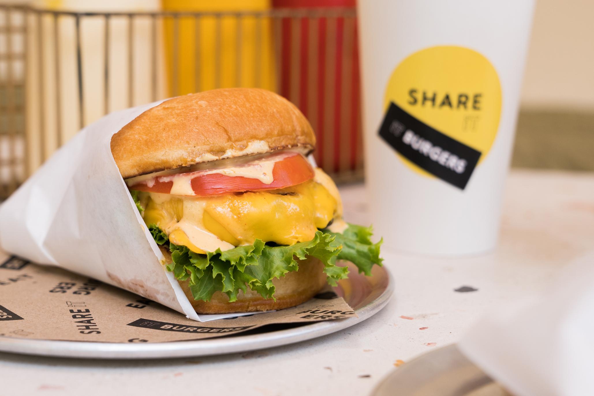 Restaurantes para comer hamburguesas veganas y vegetarianas en la CDMX
