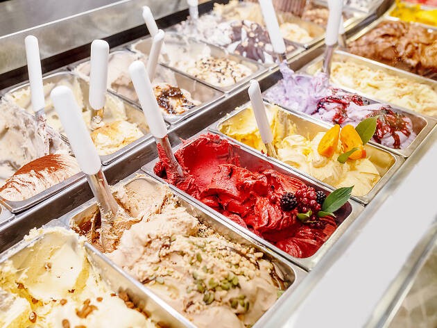 15 spots for delicious gelato