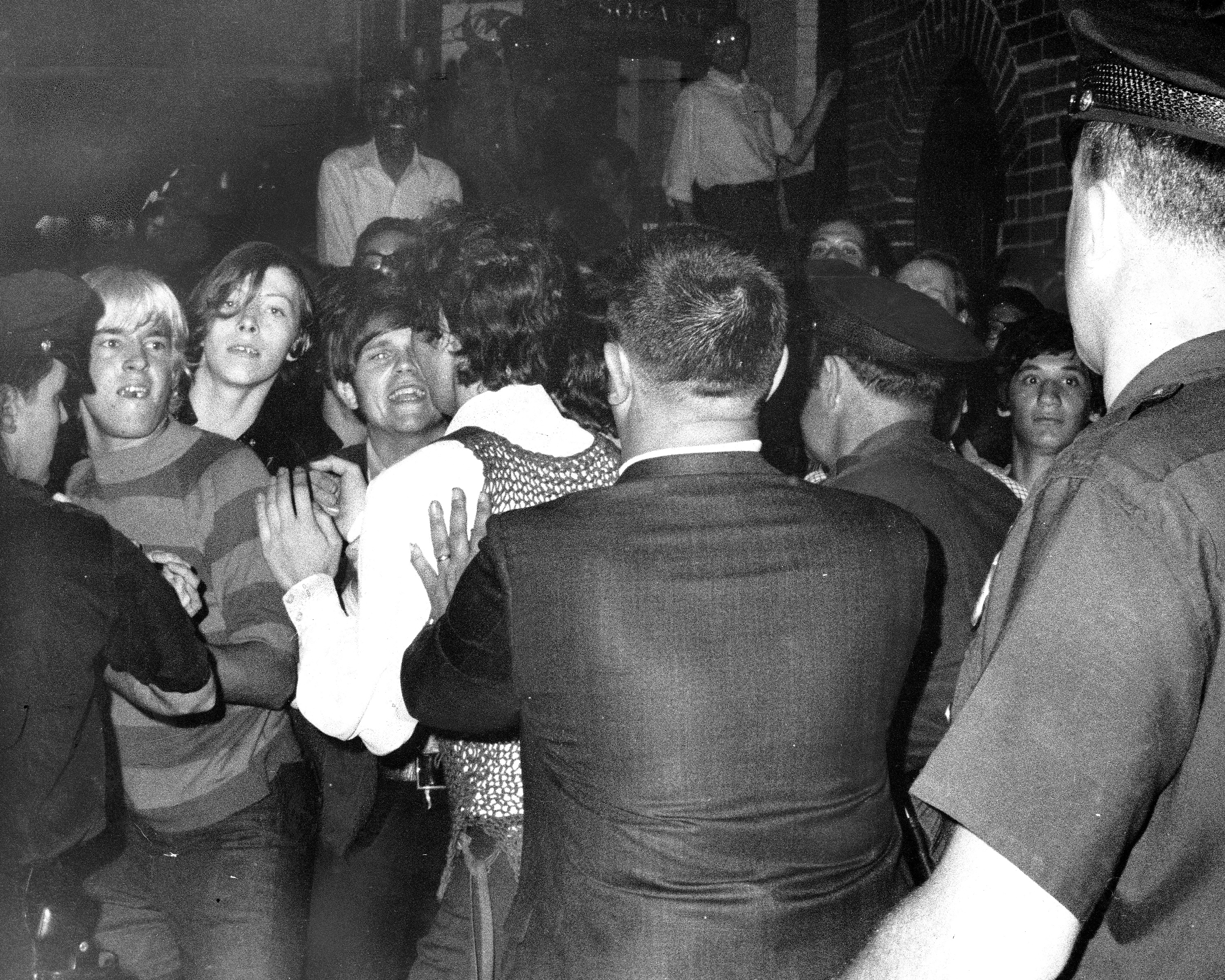 Stonewall: an oral history