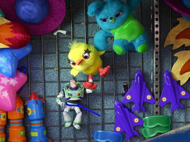 Toy Story 4 llega a los cines en junio